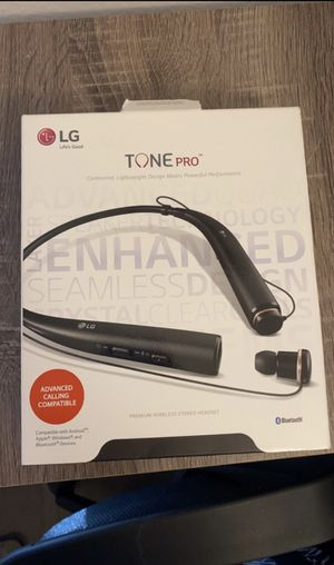 LG Bluetooth Headset for Sale in Tampa, FL