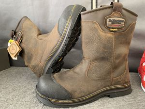 Dr Martens Work Boots Botas de Trabajo Safety Toe Industrial Series Drywair Softwair Comfort BRAND NEW for Sale in Los Alamitos, CA