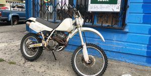 Honda 250cc dirt bike 4 stroke for Sale in Oakland, CA