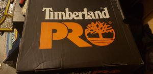 Steel toe timberland work boots for Sale in Lehigh Acres, FL
