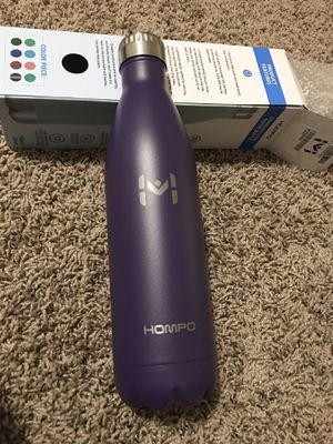 25oz Metal Water Bottle Stainless Steel Vacuum Insulated for Sale in Chandler, AZ
