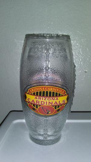 NFL Arizona Cardinals Glass for Sale in Tempe, AZ