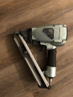 Hitachi Teco Nailer/ Metal Connector/ Strap nailer/ Nail Gun for Sale in Aurora,  CO