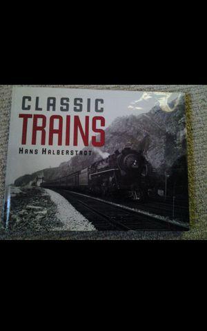 Train book, New for Sale in Whittier, CA