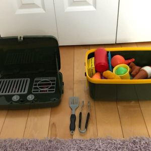 Play Grill Set for Sale in Naperville, IL