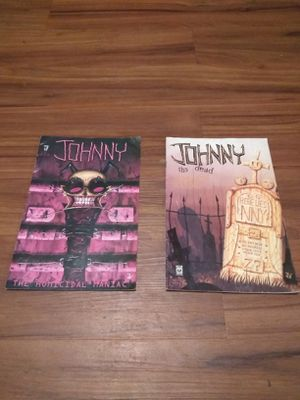 Johnny The Homicidal Maniac - #6 & #7 for Sale in Memphis, TN