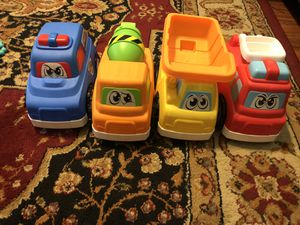 Vehicle play set for Sale in Queen Creek, AZ
