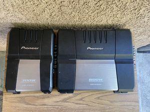 Pioneer's amplifier for Sale in Modesto, CA