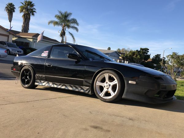 S13 240SX Side Skirts