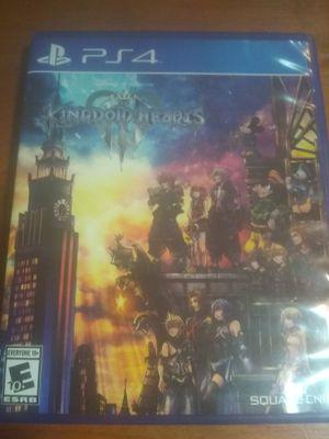 Kingdom Hearts 3 (Like New) for Sale in Bakersfield, CA