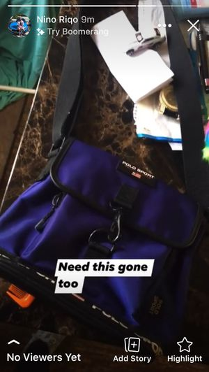Polo bag for Sale in Tallahassee, FL