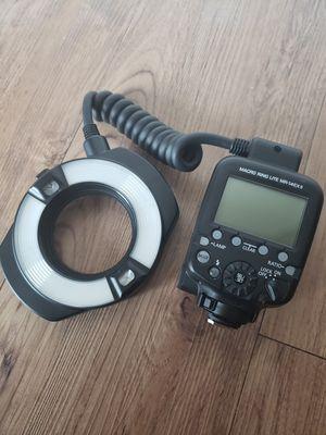 Canon Macro Ring Lite Flash MR-14EX II for Sale in Dallas, TX