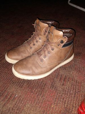 Men Boots (size 10) LEATHER for Sale in Fayetteville, OH