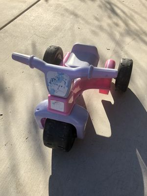 Toddler Tricycle for Sale in Victorville, CA