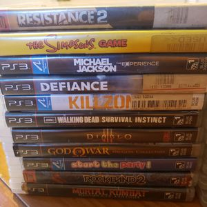 21 ps3 games for Sale in Winter Haven, FL