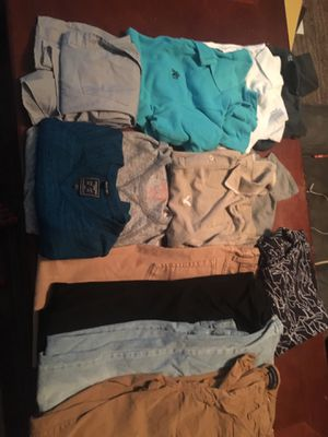Boys/men's clothing lot XS for Sale in Wake Forest, NC