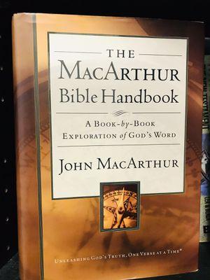 MacArthur Bible Handbook for Sale in FL, US