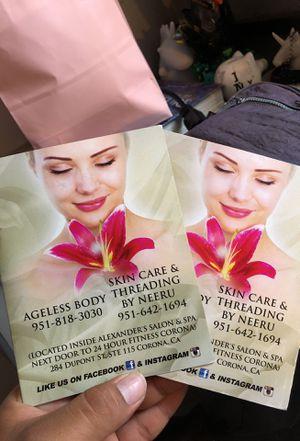 Spa/ Skin Care Visit for Sale in Moreno Valley, CA