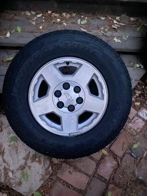 Silverado wheels for Sale in Redwood City, CA