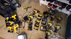 Dewalt drill collection for Sale in Monroe, WA