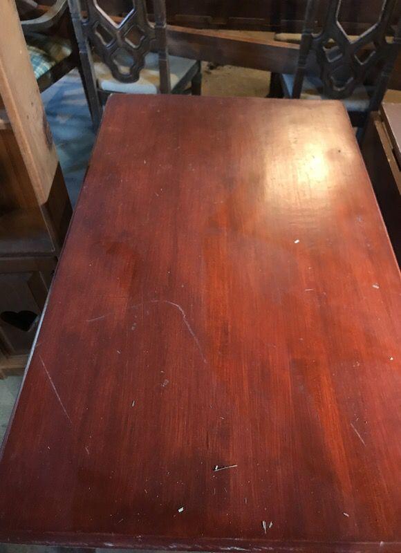 2 older tables.