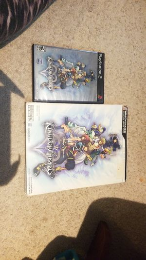Kingdom Hearts Playstation 2 for Sale in Peachtree Corners, GA