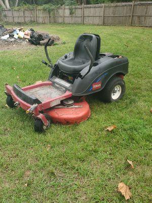 "Toro zero turn mower. 42"" cut for Sale in Orlando, FL"