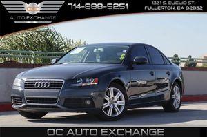 2010 Audi A4 for Sale in Fullerton, CA