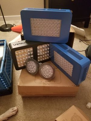 Led plant lights for Sale in Westminster, CO