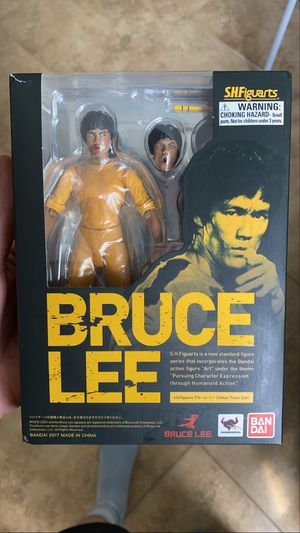 Sh figuarts Bruce lee for Sale in Miami, FL