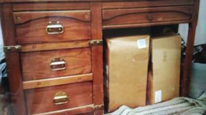 Canadian antique desk for Sale in Chicago, IL