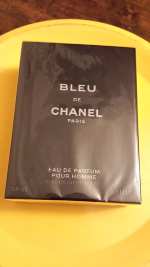 Perfume Chanel De Bleu for Men's for Sale in Kent, WA