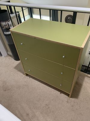 IKEA 3-Drawer Dresser for Sale in San Diego, CA