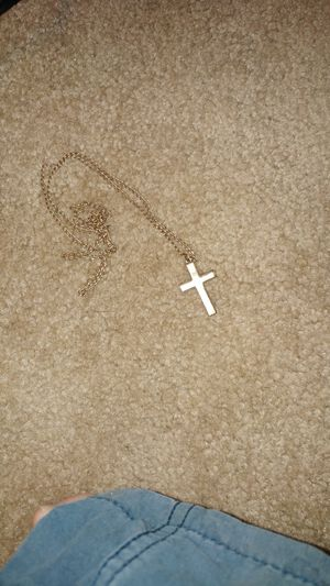 14k Cross and Chain for Sale in Cleveland, OH