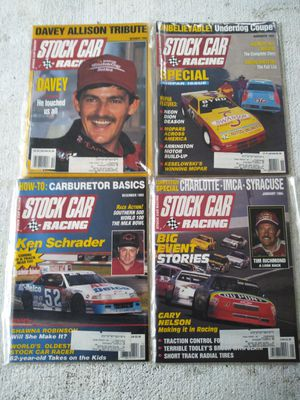Racing magazines for Sale in Gibsonton, FL