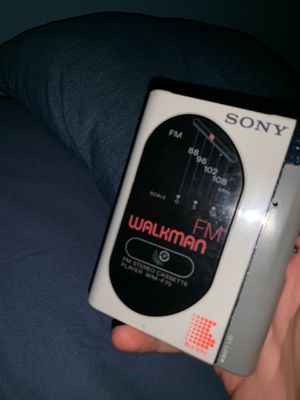 Sony Walkman FM Stereo Cassette Player for Sale in Chicago, IL