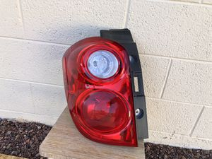2010 - 2015 Chevrolet Equinox OEM Tail Light, driver side, Chevy Equinox, brake light, rear light, signal light, car karts , auto parts for Sale in Glendale, AZ