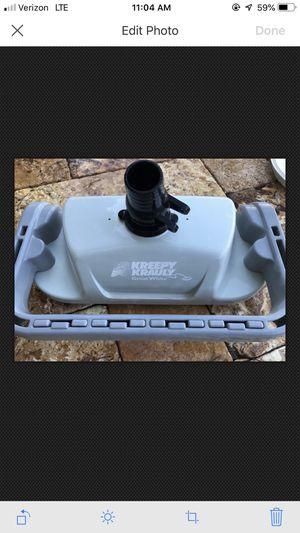 Great white kreepy krauly pool vacuum cleaner for Sale in Pembroke Pines, FL