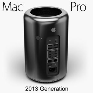 2013 Mac Pro Desktop For Film Editing And VFX for Sale in Los Angeles, CA