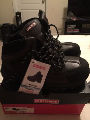 4a7ae760a CRAFTSMAN Men s Work Boots for Sale in Boiling Springs