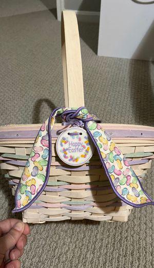 Longaberger Easter Baskets for Sale in Annandale, VA