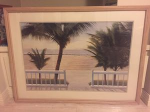 Palm - Beach Artwork for Sale in Traverse City, MI