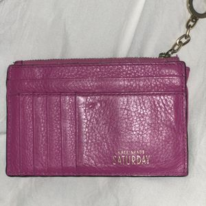 Kate Spade Saturday Hot Pink Keychain Wallet for Sale in Boston, MA