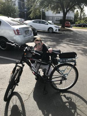 Custom 48V 100W electric bicycle for Sale in Orlando, FL
