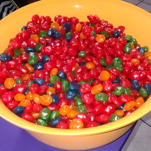 Gushers Mixed Fresh With My Chamoy Sauce for Sale in Apple Valley, CA