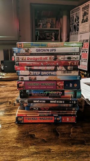 Used DVDs. All working condition. for Sale in Elmhurst, IL