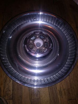 17x4.5 mag wheel for motorcycle for Sale in Sanger, CA