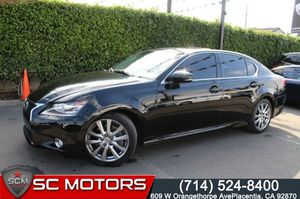 2013 Lexus GS 350 for Sale in Placentia, CA