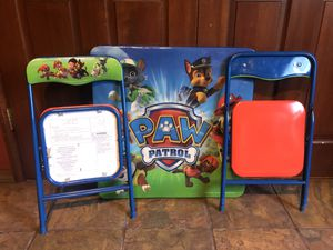 KIDS TABLE AND CHAIRS for Sale in Fullerton, CA
