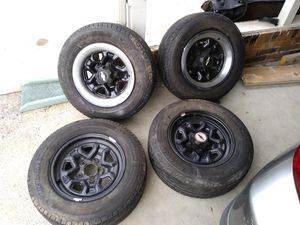 S10 wheels and tires for Sale in Kingsport, TN